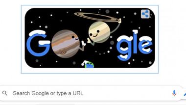 google doodle solstitiu 21 decembrie 2020