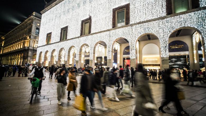 Restrictii sărbători Italia