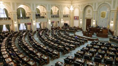 noul senat inquam ganea