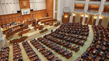 noul parlament inq ganea