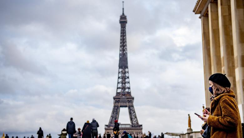 Restrictii in Paris din cauza pandemiei.