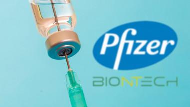 UE a aprobat vaccinul anti-Covid BioNTech/Pfizer