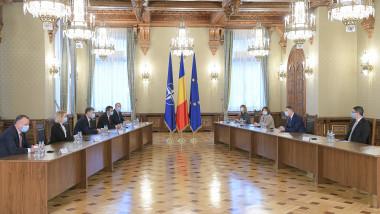 delegatia-psd-ciolacu-consultari-iohannis-presidency