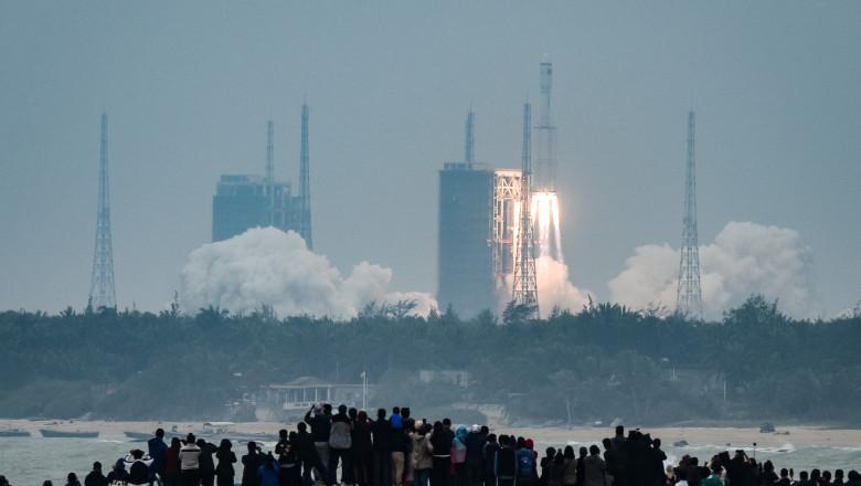 Racheta Chineză Long March 8
