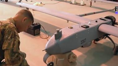 drona armata