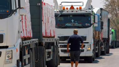 Israeli Farmers Blockade Gaza Strip Over Palestinian Rocket Attacks