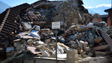 Hundreds Dead In Italian Earthquake As Teams Search For Survivors