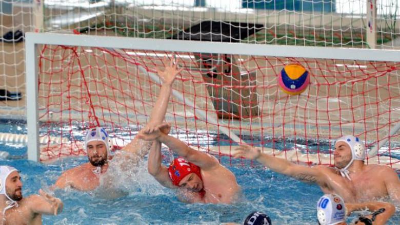 sport polo Steaua CSM