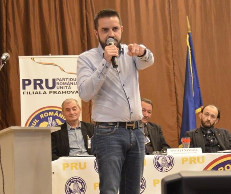 Bogdan Diaconu PRU Facebook