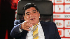 maradona getty