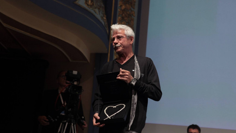 Gheorghe Visu_credit foto Sarajevo Film Festival