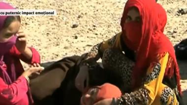 dezastru umanitar irak