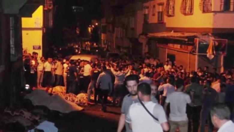 explozie nunta turcia