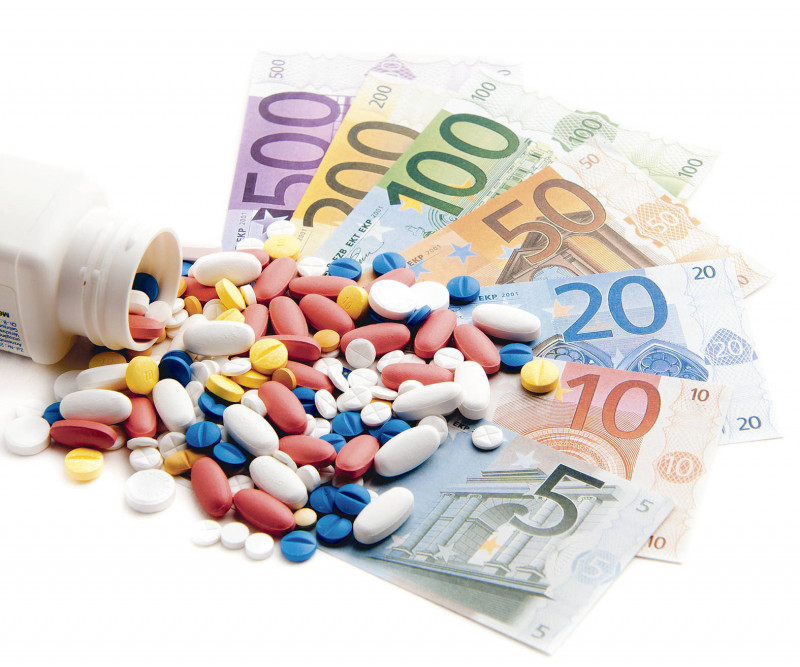 ANAF: O mare companie farma a prejudiciat bugetul cu circa 10 milioane de euro