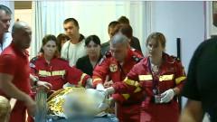 spitalul de arsuri ambulanta