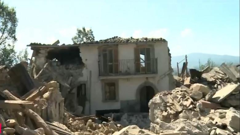 ruine cutremur