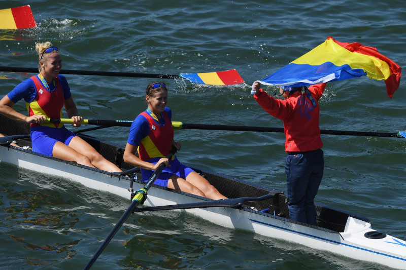 Rowing - Olympics: Day 8
