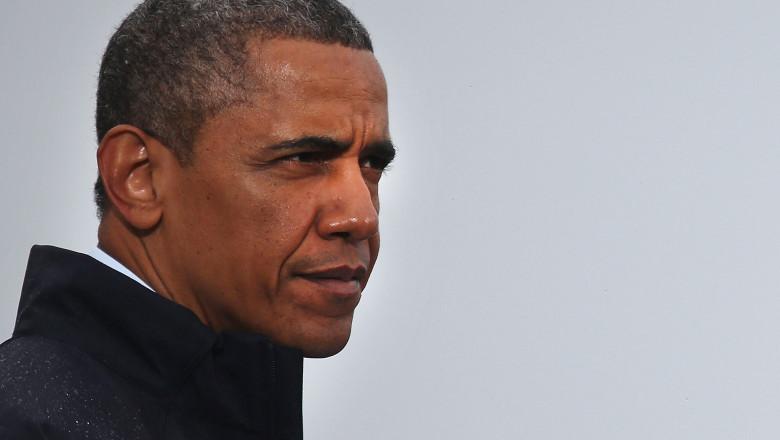 President Obama Visits Jersey Shore