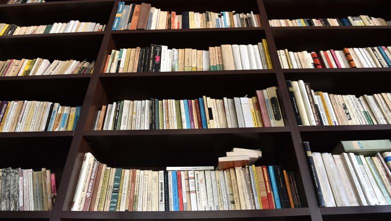 Biblioteca Gheorghe Sincai_agerpres_8438293