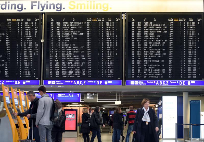 Lufthansa Flight Crews Launch Strike