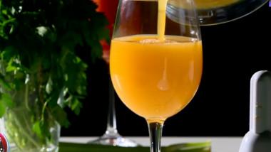 suc portocale detox pahar
