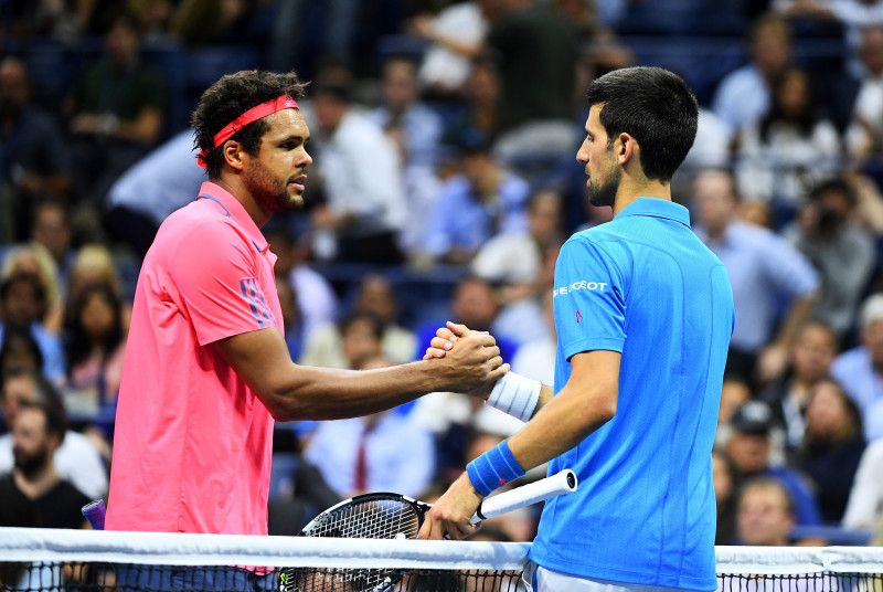 2016 US Open - Day 9