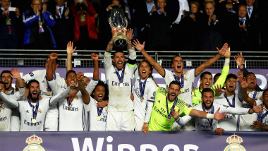 Real Madrid v Sevilla: UEFA Super Cup
