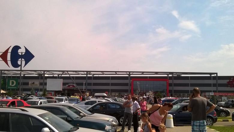 evacuare explozie Focsani 080916