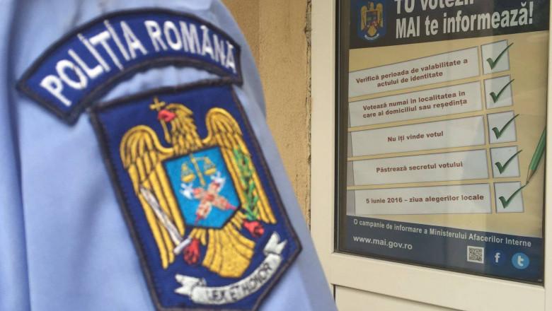 politisti vot MAI FB