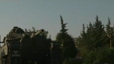 tancuri turcia siria
