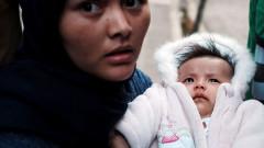 Femeie cu copil mic, imigranti_GettyImages-492348182