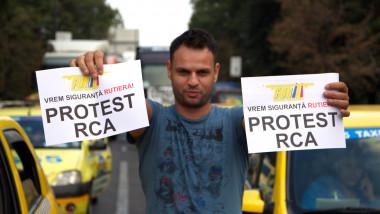 PROTEST - TRANSPORTATORI - RCA