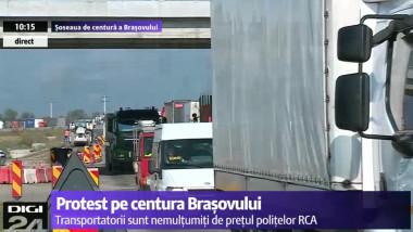 brasov protest