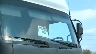 protest camion rca