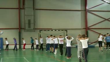 copii sala sport