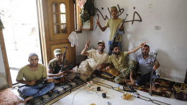 Life After ISIS Inside Syrian Town Of Jerablus