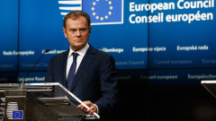 European Leaders Attend The European Council Meeting In Brussels