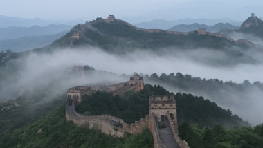 Jinshanling Great Wall In Chengde