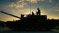 tancuri romanesti, armata romana, exercitii militare - Foto Capt. Daniel Nistor, Romanian Land Forces 2