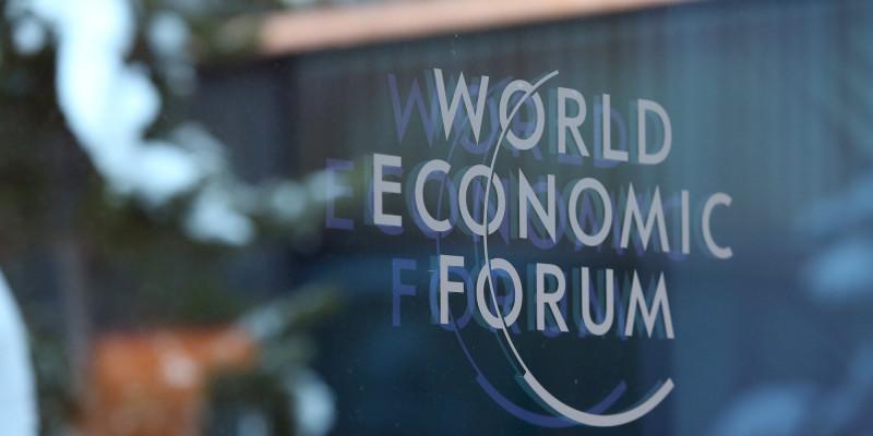 Preparations Ahead Of The Davos World Economic Forum 2015