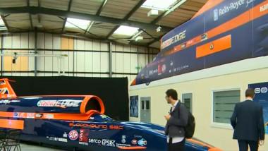 masina supersonica