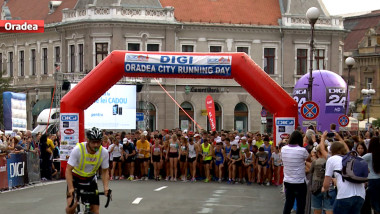 DIgi Oradea City Running Day 2016