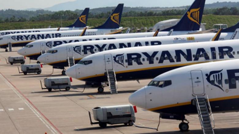 Ryanair avioane