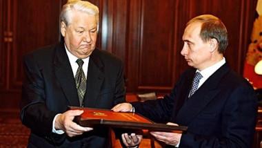 boris eltin vladimir putin kremlin