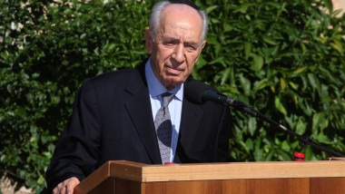 Thousands Attend Funeral Of Wife Of Israeli President Shimon Peres