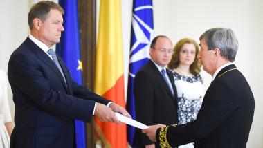 kuzmin si iohannis presidency
