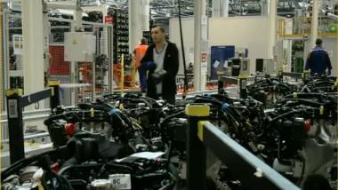 fabrica componente auto