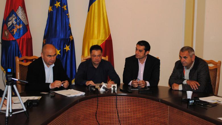 semnare protocol centura Oradea