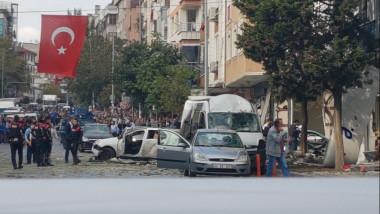 explozie istanbul twitter
