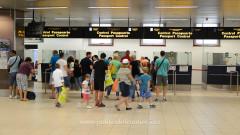 copii aeroport politie frontiera